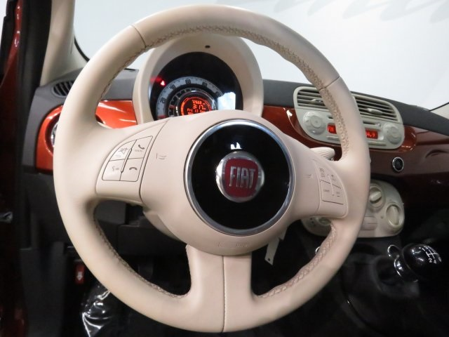 Fiat 500 Pop >> Pre Owned 2012 Fiat 500 Pop Fwd 2d Hatchback